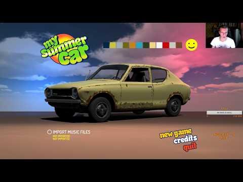 Dozkoz и My Summer Car. 2 стрим (+ Чат-рулетка) [Алкострим].