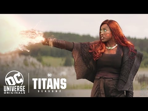 Titans | 9 Episode Binge Promo | DC Universe | The Ultimate Membership