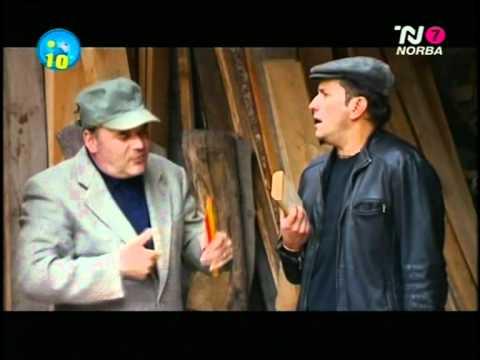 il taglia legna! barzelletta dei mudù