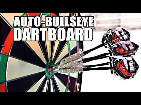 Mark Rober s Automatic Bullseye Dartboard