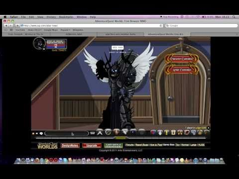 Best non member items aqw(high)