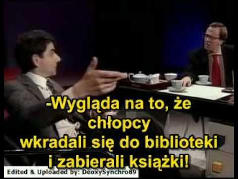Rowan Atkinson - Dyrektor (polskie napisy)