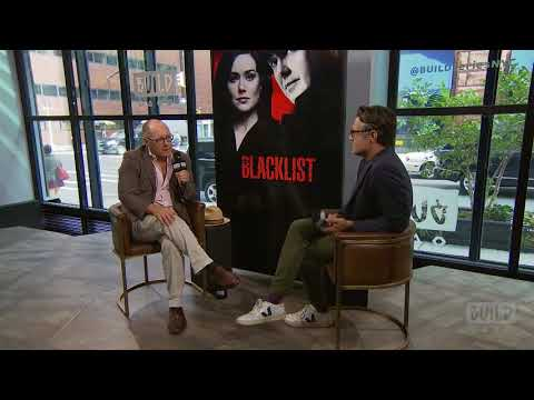 """James Spader Stops By To Discuss """"The Blacklist"""""""