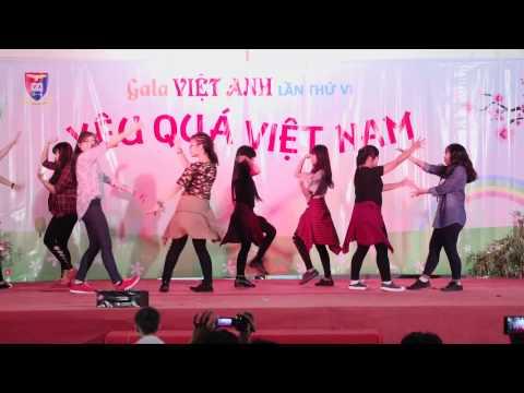 Gala Xuân 2015 - Nhảy hiện đại khối 12