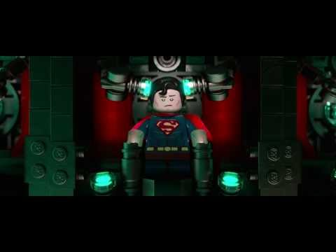 The Lego Movie (Trailer 'Man of Plastic')