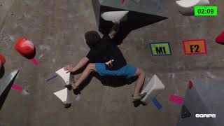Bloc Buster 2018 - Replay by Bouldering TV