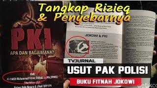 Video SANGAT KEJI ! Rizieq Fitnah Jokowi Keturunan P*K*I , USUT PAK POLISI ! MP3, 3GP, MP4, WEBM, AVI, FLV Desember 2018