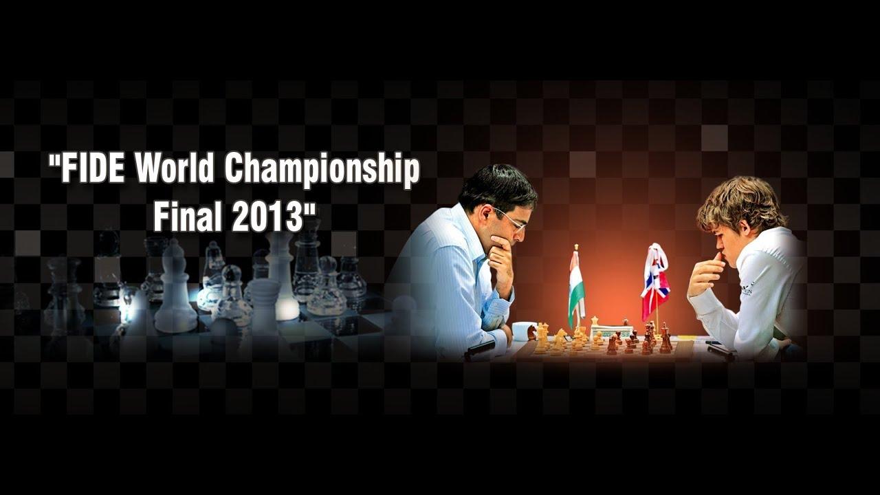 Game 1 – Viswanthan Anand vs Magnus Carlsen | FIDE World Chess Championship