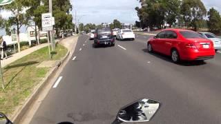 2. VLOG - CFMOTO 650NK Ride Review!