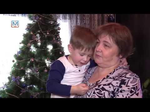 В Рождество-2019 вновь к приемной семье!