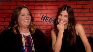 THE HEAT Interview: Sandra Bullock and Melissa McCarthy
