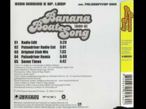 Day-O (Banana Boat Song) (Big club mix)