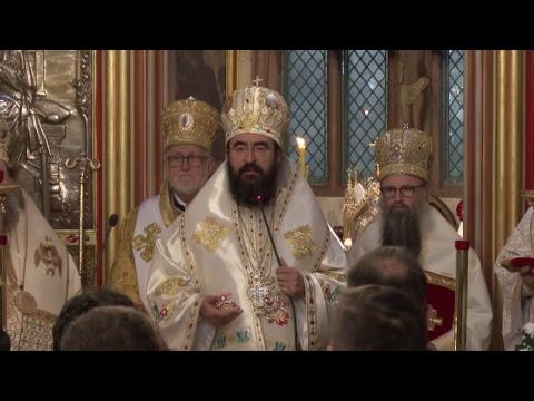 05.11.2017 Paris, Zilele Catedralei : Les Journées de la Cathédrale - Divine Liturgie