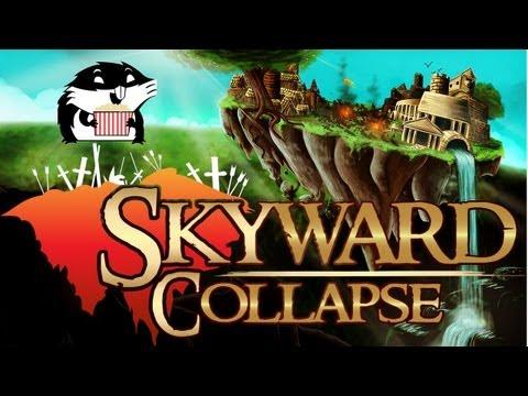 Божественные поддавки. Skyward Collapse с Сибирским Леммингом