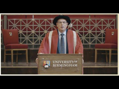 Class of 2020: Virtual Graduations Ceremony VC speech