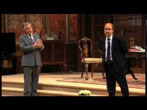 Yes, Prime Minister at Gielgud Theatre, London