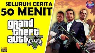 Video Seluruh Alur Cerita GTA 5 Hanya 50 MENIT - Grand Theft Auto V RINGKAS & LENGKAP !! MP3, 3GP, MP4, WEBM, AVI, FLV Maret 2019