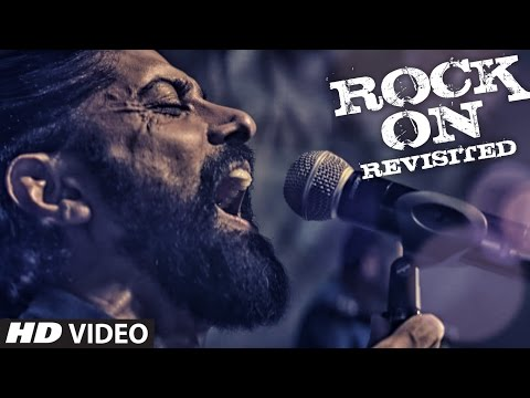 ROCK ON REVISITED Video Song | Rock On 2 |Farhan A