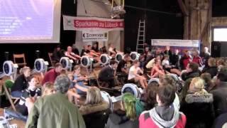 Deutsche Indoor-Rowing Meisterschaft, 3. von 5 Stationen in Lübeck