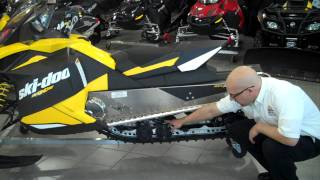 5. 2012 Ski-Doo MXZ 600 ACE @ George's Marine and Sports