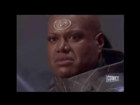 Stargate SG1 - Alternate Earth Under Attack By Apophis (Season 1 Ep 19)