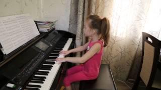 В горнице моей светло..... Виктория Викторовна. 6 лет.