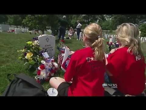 Families of the Fallen Find Healing Through TAPS