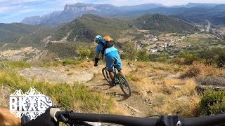Boltana Spain  city images : Mountain Biking near Boltaña, Spain, with BasqueMTB
