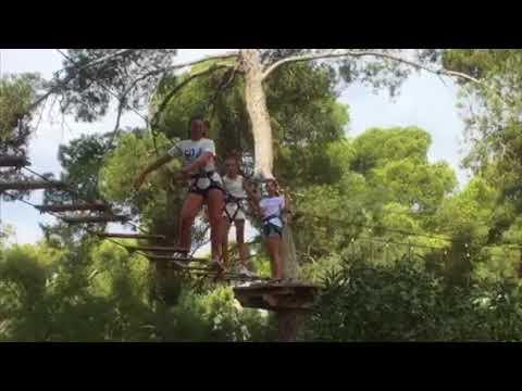 Equipo de regata CNA en Forest Park - Verano 2018
