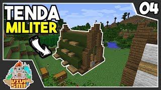 Membuat Tenda Militer!!! ~ Minecraft VIVA SMP Season 3 Episode 4