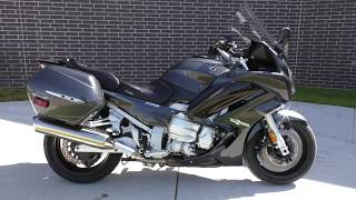 9. 002732   2015 Yamaha FJR1300A   Used motorcycles for sale