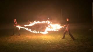Вогняне шоу (повна програма)