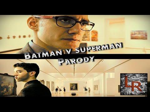 Batman v Superman Parody | Sebastian Rangel