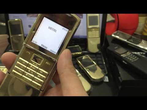 Trùm cung cấp điện thoại cổ Nokia 8800 sirocco chính hãng giá tốt http://trummayco.vn