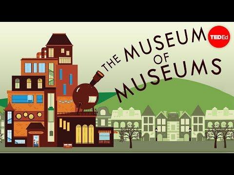 Why do we have museums? - J. V. Maranto