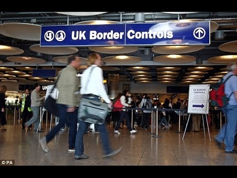 UK - Did Britain need immigrants to keep economy growing? BBC political editor Nick Robinson examines the public's anxieties about immigration and reveals the fac...