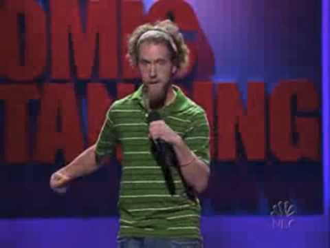 Josh Blue - Comedian with Cerebral Palsy