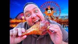 Video Disneyland's® Smoky Turkey Leg Review! MP3, 3GP, MP4, WEBM, AVI, FLV Juni 2018