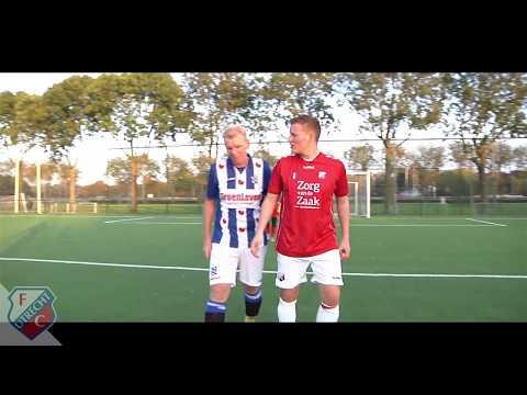 Businessclubvoetbal: FC Utrecht - SC Heerenveen