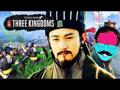Total War: THREE KINGDOMS #3: ĐÃ CÓ GIA CÁT LƯỢNG & BÀNG THỐNG !!! Lưu Dũng bá đạo rồi !!! - Thời lượng: 3:26:45.