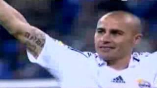 Fabio Cannavaro als Real-Madrid-Spieler