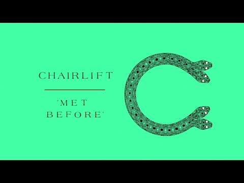 chairlift - From the album Something, Out 1/24 Official site: http://www.chairlifted.com LYRICS: Did I just catch your eyes Like familiar fish in the water It could be a...