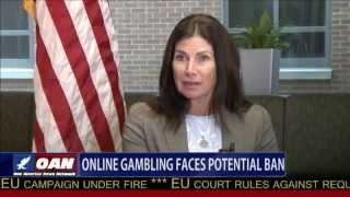 Online Gambling Faces Potential Ban