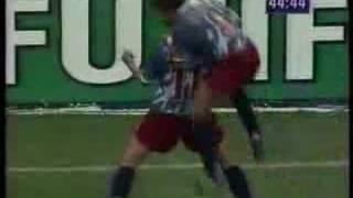 Eric Wynaldas Traumtor gegen die Schweiz (WM 1994)