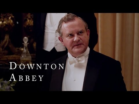 Tension at the Dinner Table   Downton Abbey   Season 5
