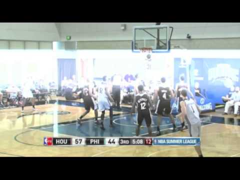 MCW - MCW summer league debut against the Rockets. Song: Meek Mill