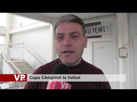 Cupa Câmpinei la fotbal