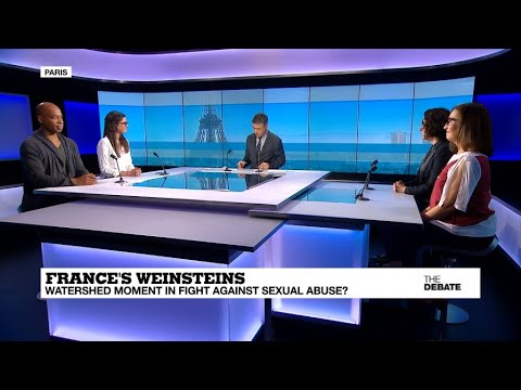 France's Weinsteins: Watershed moment in fight against sexual abuse?