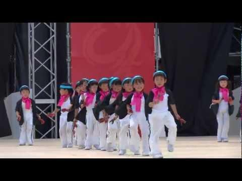 昭和保育園「たちばな」(どまつり2012ジュニア大会)