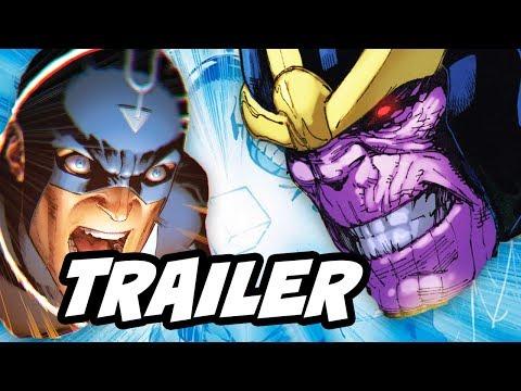 Marvel Inhumans Trailer Official Breakdown